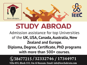 Study Abroad - IEEC