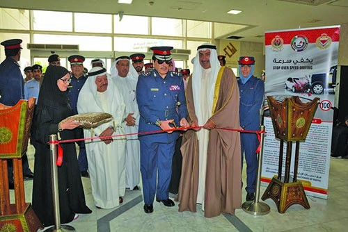 Under the patronage of General Director of Southern Governorate Police, Brigadier Shaikh Khalifa bin Ahmed Al Khalifa, the General Directorate of Traffic in cooperation with the University of Bahrain held the Third Traffic Forum as part of the 32nd Gulf Traffic Week.General Director of Traffic, Shaikh Nasser bin Abdulrahman Al Khalifa highlighted that the commitment of drivers to traffic rules could be around 90 per cent.
