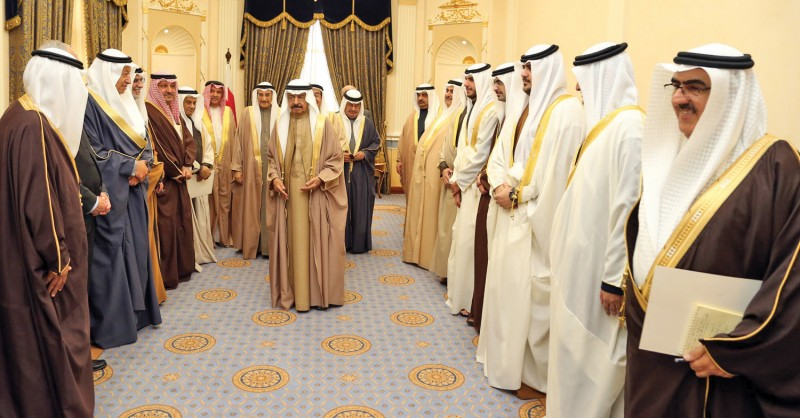 Prime Minister HRH Prince Khalifa bin Salman Al Khalifa received a number of Royal family members and officials on January 8, 2017. During the meeting, Prince Khalifa  pointed out that Bahrain's rich history should be used to promote tourism and economy.