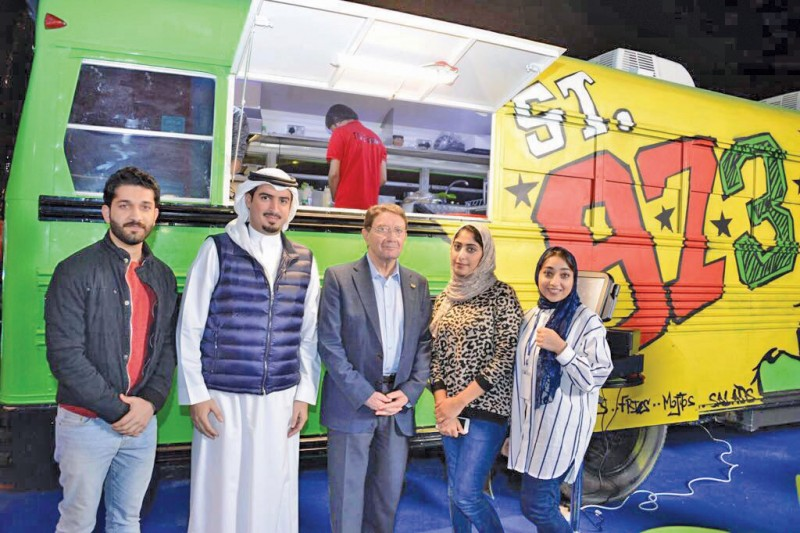 Bahrain Tourism & Exhibitions Authority launched the second edition of 'Bahrain Food Festival' at Bahrain Bay on February 25, 2017.