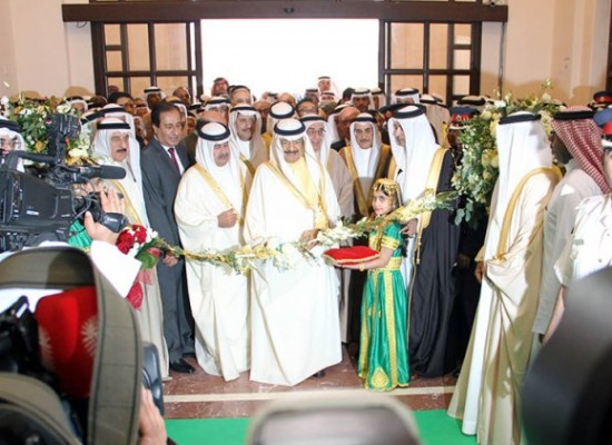 Jewellery Arabia Exhibition inauguration