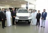 Launch of new Toyota Hilux