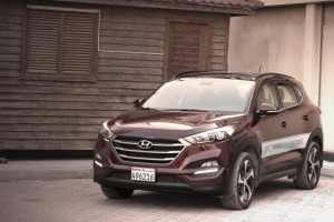 All new 2016 Hyundai Tucson - DT News Test Drive