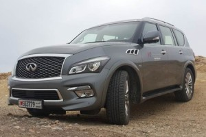All-New 2016 Infiniti QX80 DTNews Testdrive