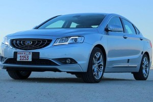 All-New 2016​ Geely GT  DTNews Testdrive