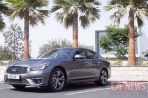 All new 2016 Infiniti Q70 - DT News Test Drive