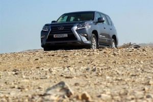All-New 2016​ Lexus GX460 DTNews Testdrive
