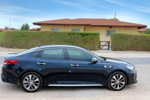 All-New 2016​ Kia Optima GT​ DTNews Testdrive