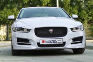 All-New Jaguar XE 2016 - DT News Test Drive