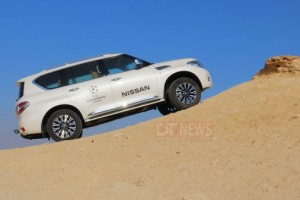 All-new 2016 Nissan Patrol - DTNews Test Drive