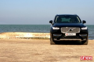 All new 2016 Volvo XC90 - DT News Test Drive