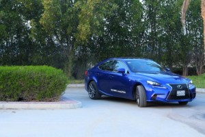 All-new 2016 Lexus IS200 - DTNews Test Drive