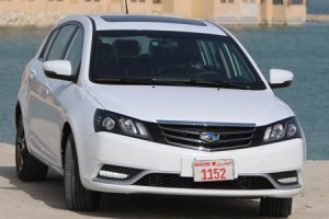 All-New 2016 Geely Emgrand 7 (Hatch-back) DTNews Testdrive