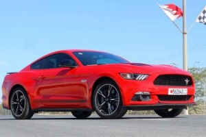 All-New 2016 Ford Mustang  DTNews Testdrive