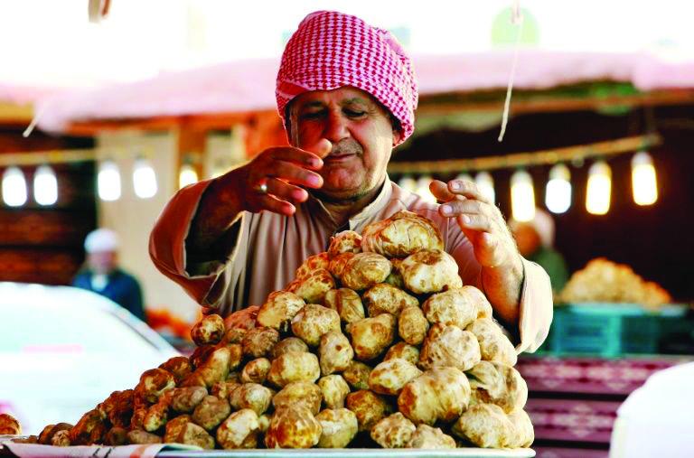 truffles in hindi