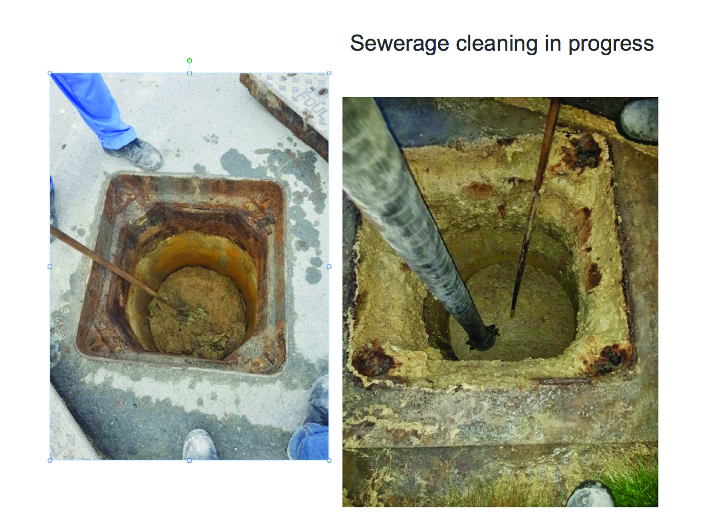 how to avoid using grease trap