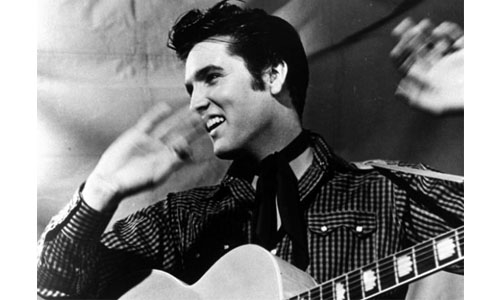 'Gift from God' Elvis is semi-divine, 40 years after death