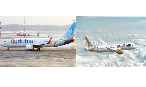 Gulf Air, FlyDubai, passenger jets collide at Dubai airport taxiway