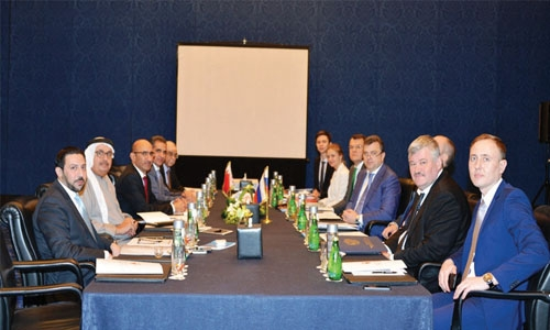 First Russia-Bahrain inter-govt commission meeting today