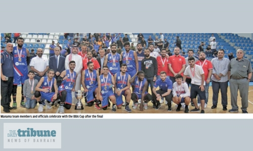 Manama secure BBA Cup