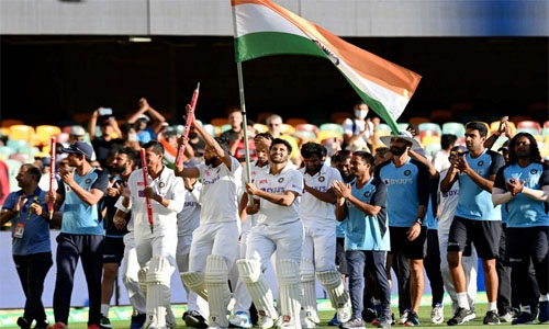 Cricket Australia thanks BCCI on successful tour, salutes Team India's 'courage and skill'
