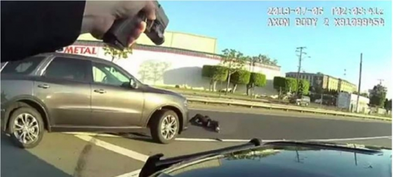 Video shows US teen killed by police appeared to point gun at officer