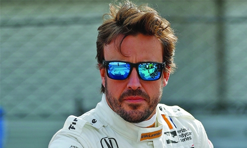 Alonso doesn't care about other teams' results