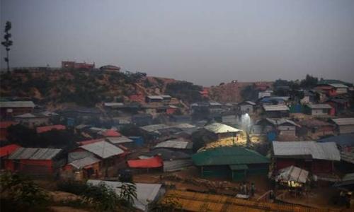 Bangladesh rescues 23 Rohingya girls from traffickers