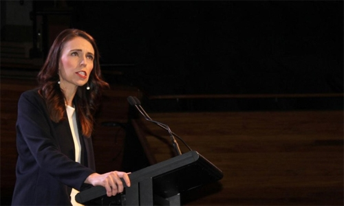 New Zealand's Ardern set to declare climate emergency