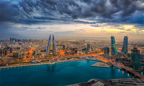 Bahrain will be on the French list of green countries from tomorrow