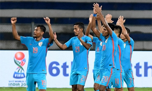 India confirm finals berth