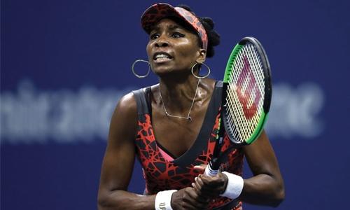 Venus sets sights on 2020 Olympics