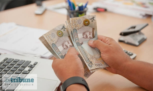 Bahrain's money supply rises 10pc