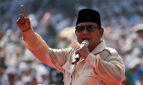 Joko Widodo re-elected president