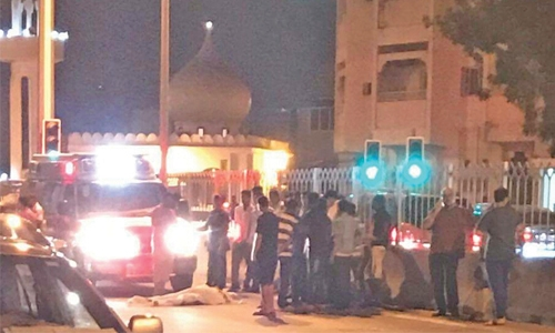 Three killed in separate road accidents in Bahrain