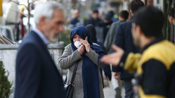 Iran's death toll reaches 1,934