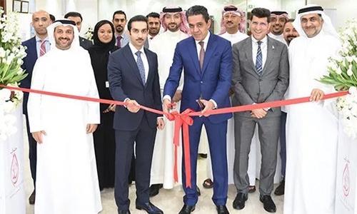 Al Salam Bank opens its renovated Manama branch