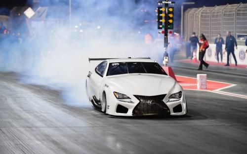 Harper sets new World record in rip-roaring round of drag racing at BIC