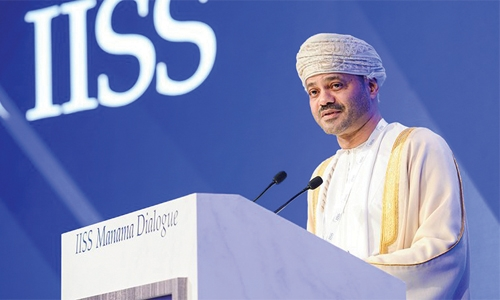 Joint efforts needed for regional  prosperity, says Oman official
