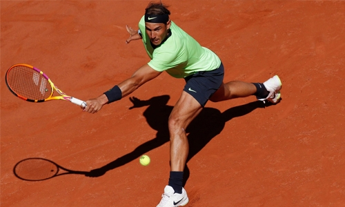 Nadal notches 101st French Open win