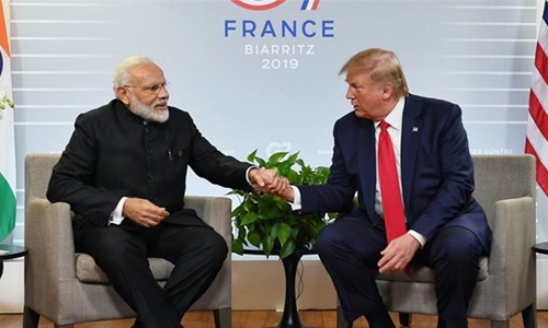 With Trump, Modi set to fire up Houston rally