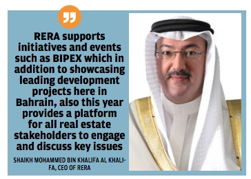 BIPEX, RERA to host conference