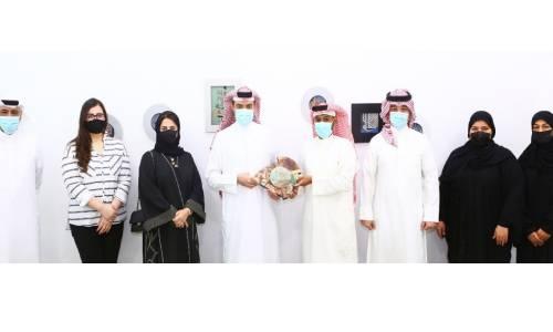 Zain Bahrain and Bahrain Deaf Society discuss partnership to provide inclusive customer services