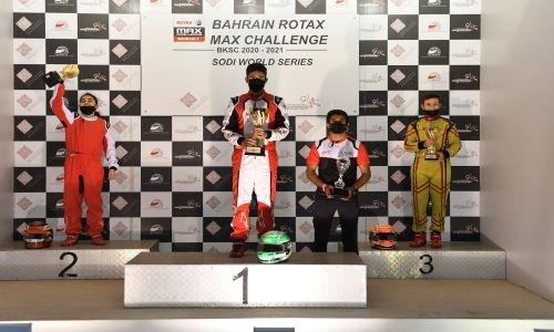 Repeat winners emerge in karting sprints