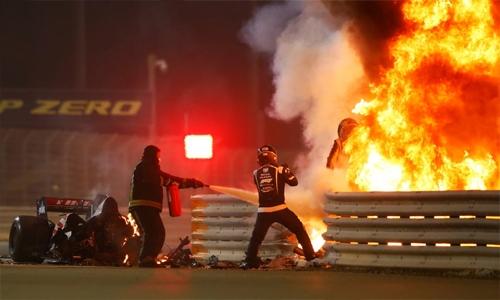 Grosjean fireball crash has provided important lessons, say FIA