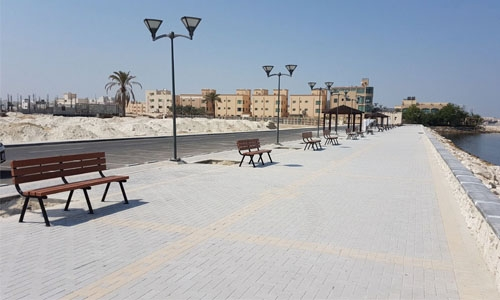 Tubli Bay walkway to be officially opened today