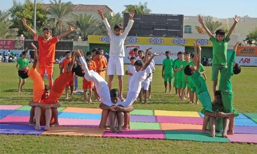 BIS celebrates Annual Sports Day
