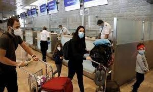 Israel extends travel ban to 7 countries until June 13