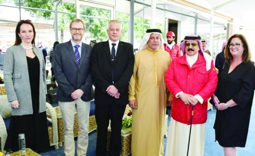 Royal support to BSPCA lauded