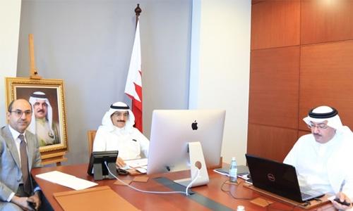 Legal actions against 'Golden Gate' : Bahrain